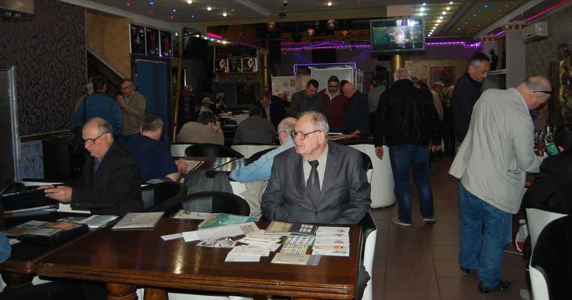 Слет филателистов в Харькове. Апрель 2016