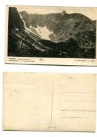 Krkonoše. Sněžných jamy AS0003879
