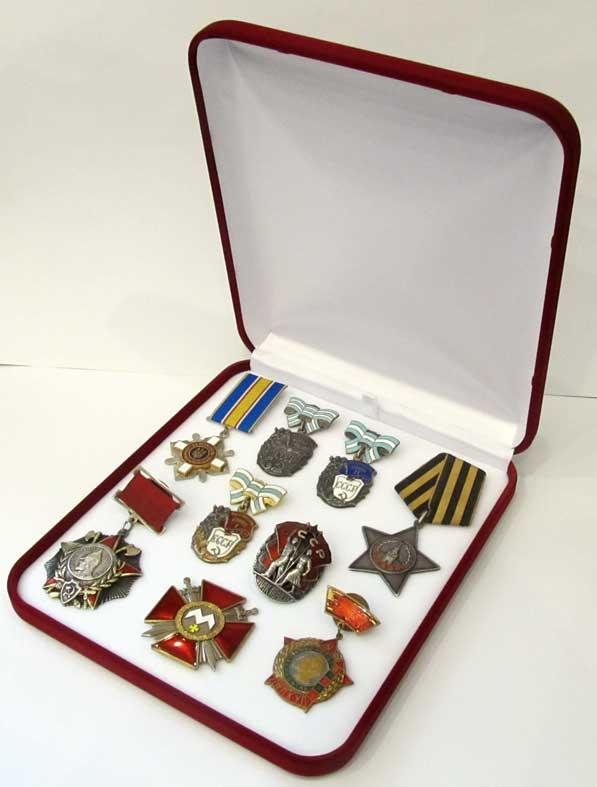 Коробка для медалей и орденов